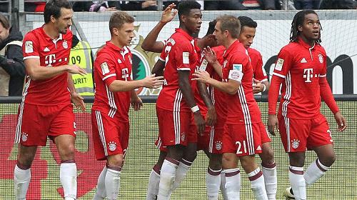 Футбол Прогноз Матча Бавария-вольфсбург 22 Августа 2017 Г