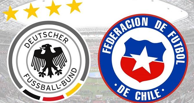 Чили – Германия: кто выиграет Кубок Конфедераций?