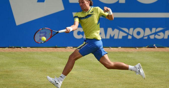 Долгополов – Федерер: сможет ли Александр удивит всю теннисную общественность?