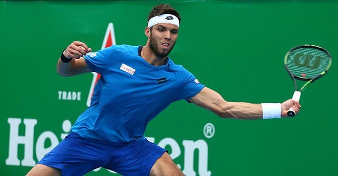 Веселы - Фоньини: попробуем сыграть победу итальянского теннисиста