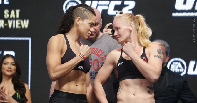Прогноз на UFC. Аманда Нуньес – Валентина Шевченко