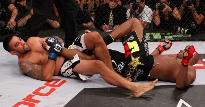 Прогноз на UFC. Алистар Оверим – Фабрисио Вердум