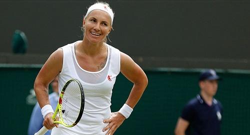 Мугуруса - Кузнецова: сможет ли Светлана пройти в полуфинал?