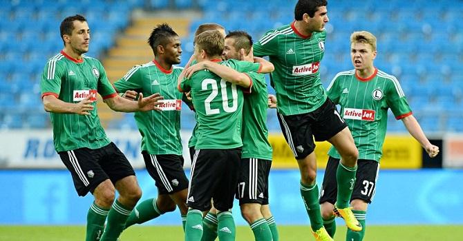 «Мариехамн» - «Легия»: дебют хозяев в Лиге Чемпионов.