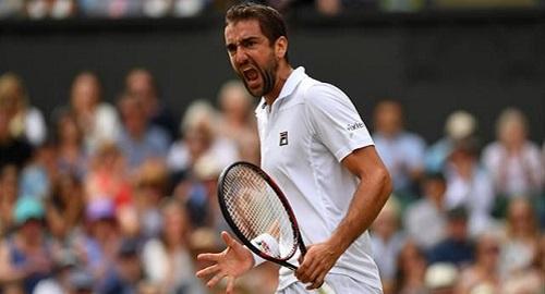 Чилич - Федерер: хорват настроен дать бой.