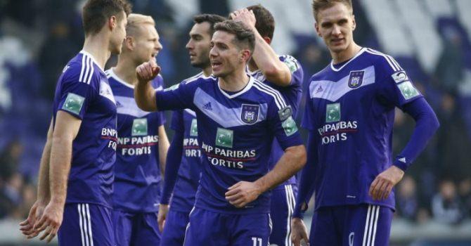 «Андерлехт» – «Зульте-Варегем»: кому достанется Суперкубок Бельгии?