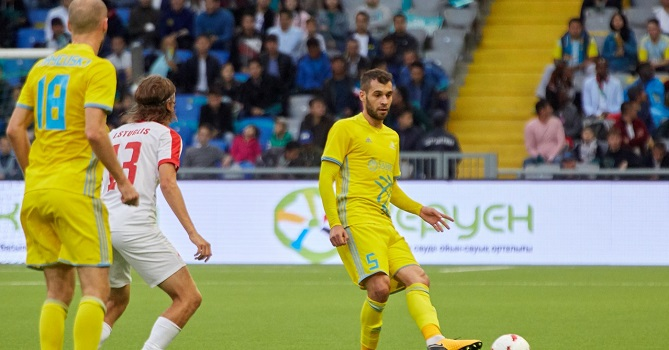 «Астана» - «Легия»: чем запомнится первый матч?