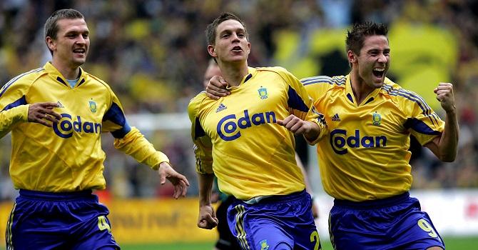 «Брондбю» - «Люнгбю»: главное событие в датской Суперлиге.