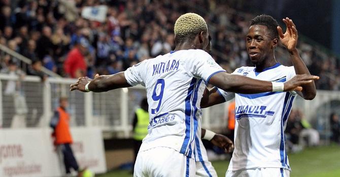 «Осер» - «Ланс»: как сыграют экс-чемпионы Франции?