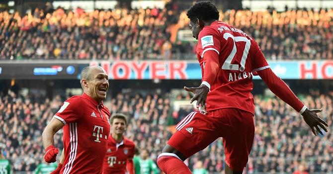 «Бавария» – «Ливерпуль»: встреча двух легенд.