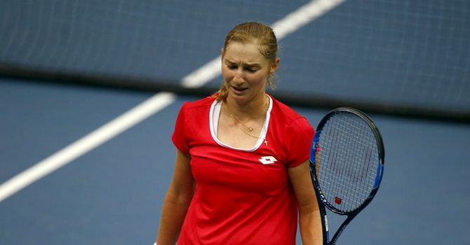 Халеп - Макарова: сможет ли Екатерина вернуться на свой прежний уровень?