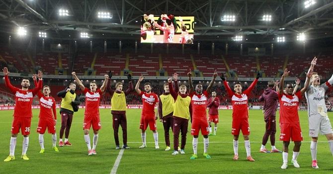 «Зенит» - «Спартак»: центральный матч тура.