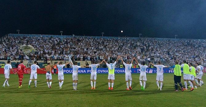 «Риека» - «Динамо» Загреб: центральный матч тура.