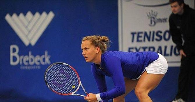 Макарова иВеснина снимались спарного турнира вЦинциннати
