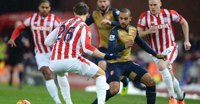 «Сток Сити» – «Арсенал»: как закончится игра?