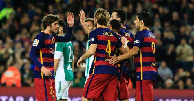 «Барселона» – «Бетис»: будет ли разгром?