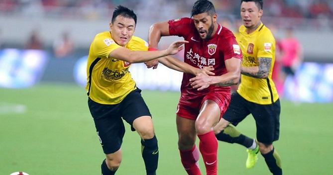«Шанхай СИПГ»  - «Гуанчжоу Эвергранд»: кто выиграет первый матч четвертьфинала?
