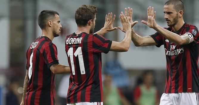 «Шкендия» - «Милан»: есть ли интрига?