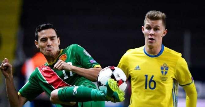 Болгария – Швеция: как сыграют команды?