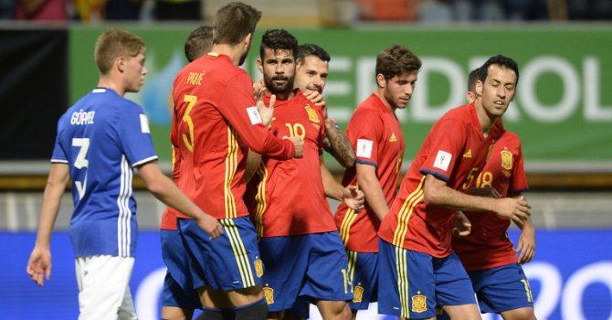 Лихтенштейн – Испания: какой прогноз на игру?