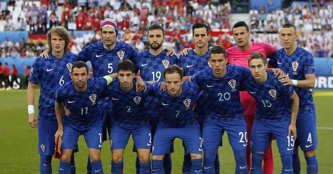 Букмекеры считают Хорватию фаворитом в выездном матче с Турцией.
