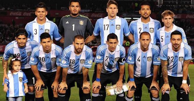 Букмекеры считают Аргентину однозначным фаворитом в матче с Венесуэлой.