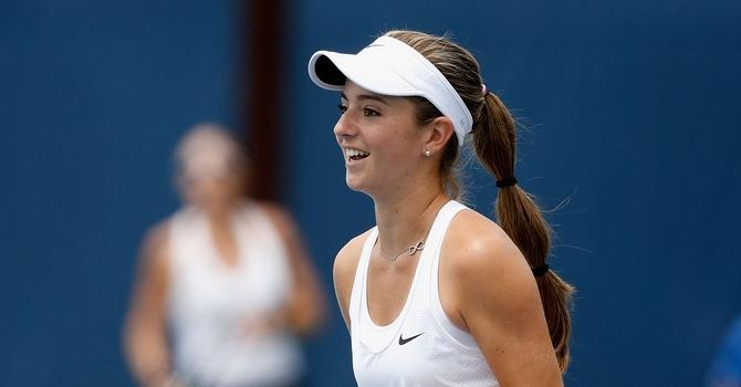 Россиянка Павлюченкова вышла вфинал турнира WTA