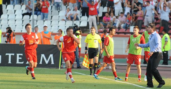 «Динамо» Бухарест – «Конкордия»: кто результативнее?