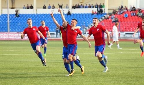 11-й тур. «Амкар» выигрывает дома «СКА-Хабаровск»