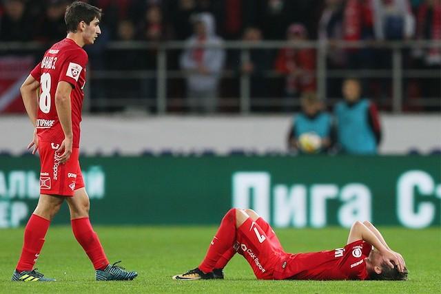 Специалист: «Спартаку» необходимо реабилитироваться перед болельщиками вматче с«Ливерпулем»