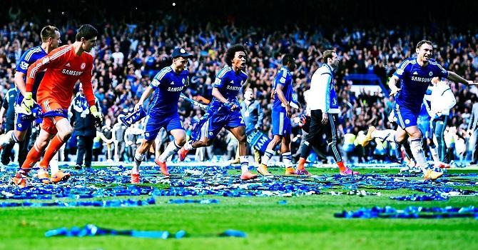 «Манчестер Сити» победил вгостях «Челси»