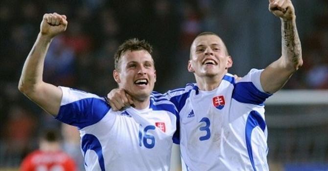 Шотландия – Словакия: игра за шесть очков.