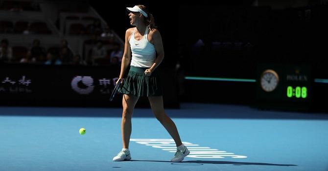 Теннис, China Open, Шарапова— Макарова, текстовая онлайн трансляция
