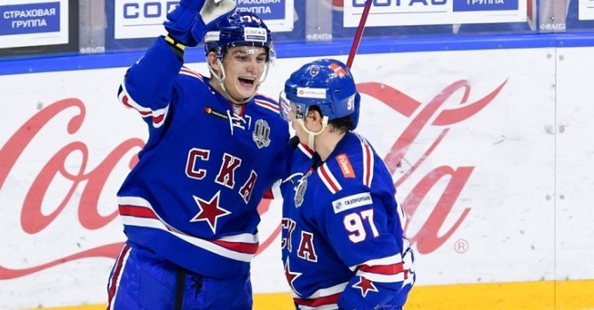 СКА – «Сибирь»: установит ли СКА рекорд КХЛ?