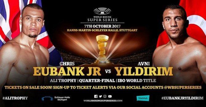 Юбенк победил Йылдырыма вШтутгарте изащитил титул IBO