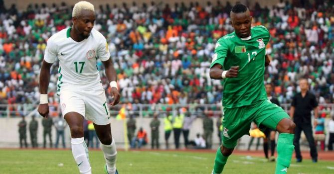 Нигерия – Замбия: возьмут ли очки гости?