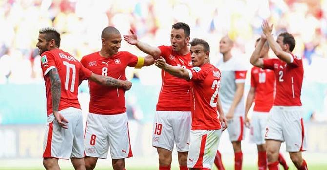 Швейцария – Венгрия: пройти дистанцию без потерь.