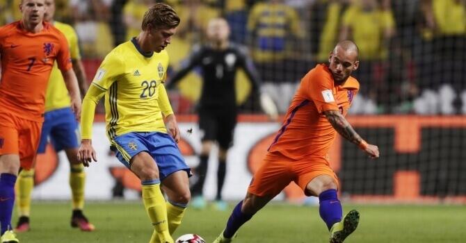 Голландия – Швеция: какой прогноз на матч?