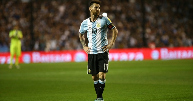 Эквадор – Аргентина: едет ли Аргентина на Чемпионат Мира?