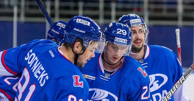 «Йокерит» обыграл «Ладу» идовел победную серию до13 матчей