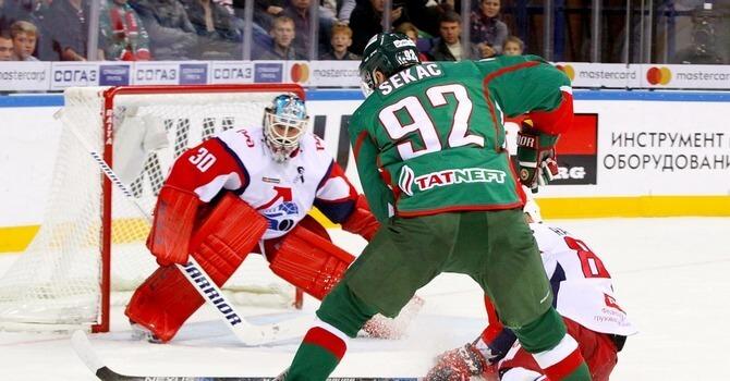 «Локомотив» – «Ак Барс»: сможет ли «Локомотив» начать свою серию из побед?