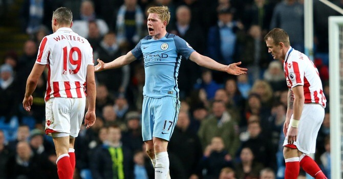«Манчестер Сити» – «Сток Сити»: очередная победа лидера?