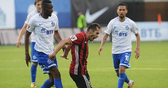 «Динамо»  - «СКА-Хабаровск»: кто обойдет конкурента?