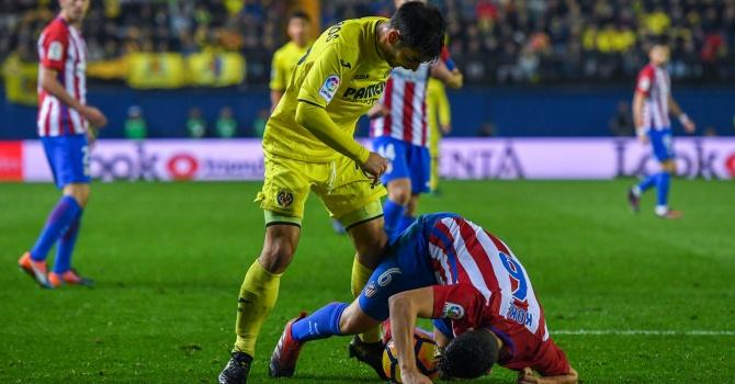 «Атлетико» и«Вильярреал» поделили очки на«Ванда Метрополитано»