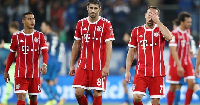 «Бавария» обыграла «Лейпциг» ивышла напервое место вбундеслиге