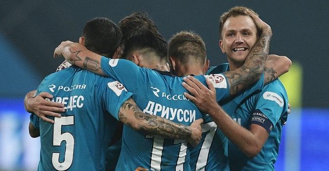 Манчини— болельщикам «Зенита»: «Выдля нас двенадцатый игрок наполе!»
