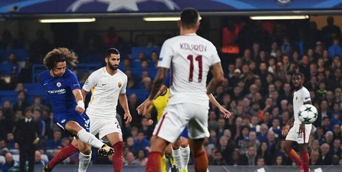 Фанаты «Ромы» напали наболельщиков «Челси»