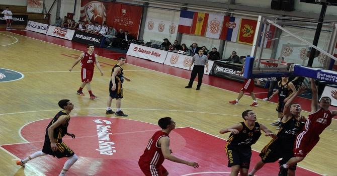 Баскетболисты УНИКСа проиграли «Цедевите» вматче стабильного сезона Кубка Европы