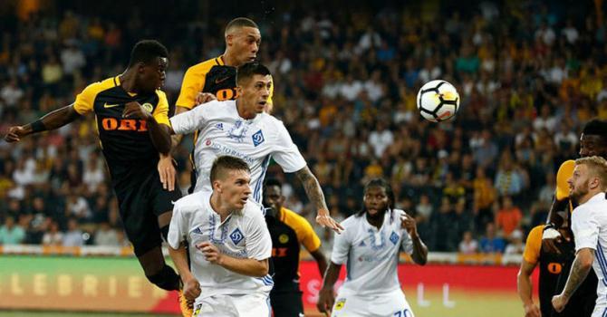 Минимальная победа вШвейцарии вывела «Динамо» ввесеннюю часть Лиги Европы