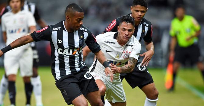 «Сантос» – «Атлетико Минейро»: смогут ли победить хозяева?